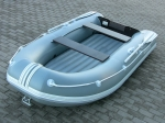 Boat with inflatable bottom 300 Navigator